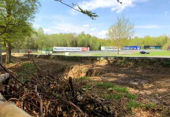 MX-Training Strecke Nürburgring